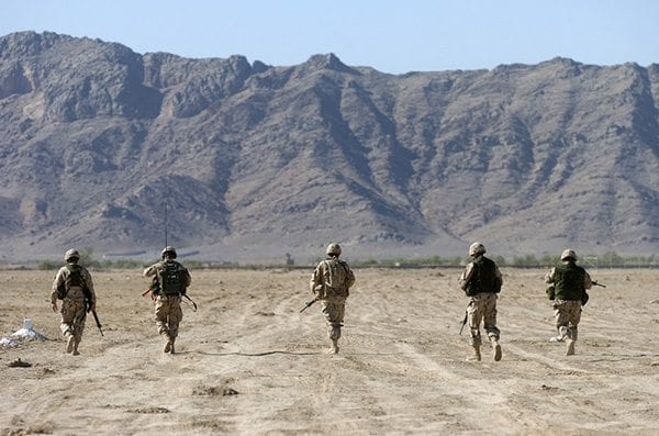 Soldier PTSD Psychological Trauma Mental Health Treatment EHN Canada