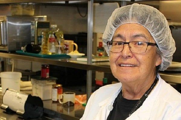 Shirley Bob Retires EHN Canada