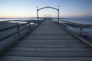 Whiterock EHN Canada Addiction Treatment British Columbia Pier Morning Sunrise