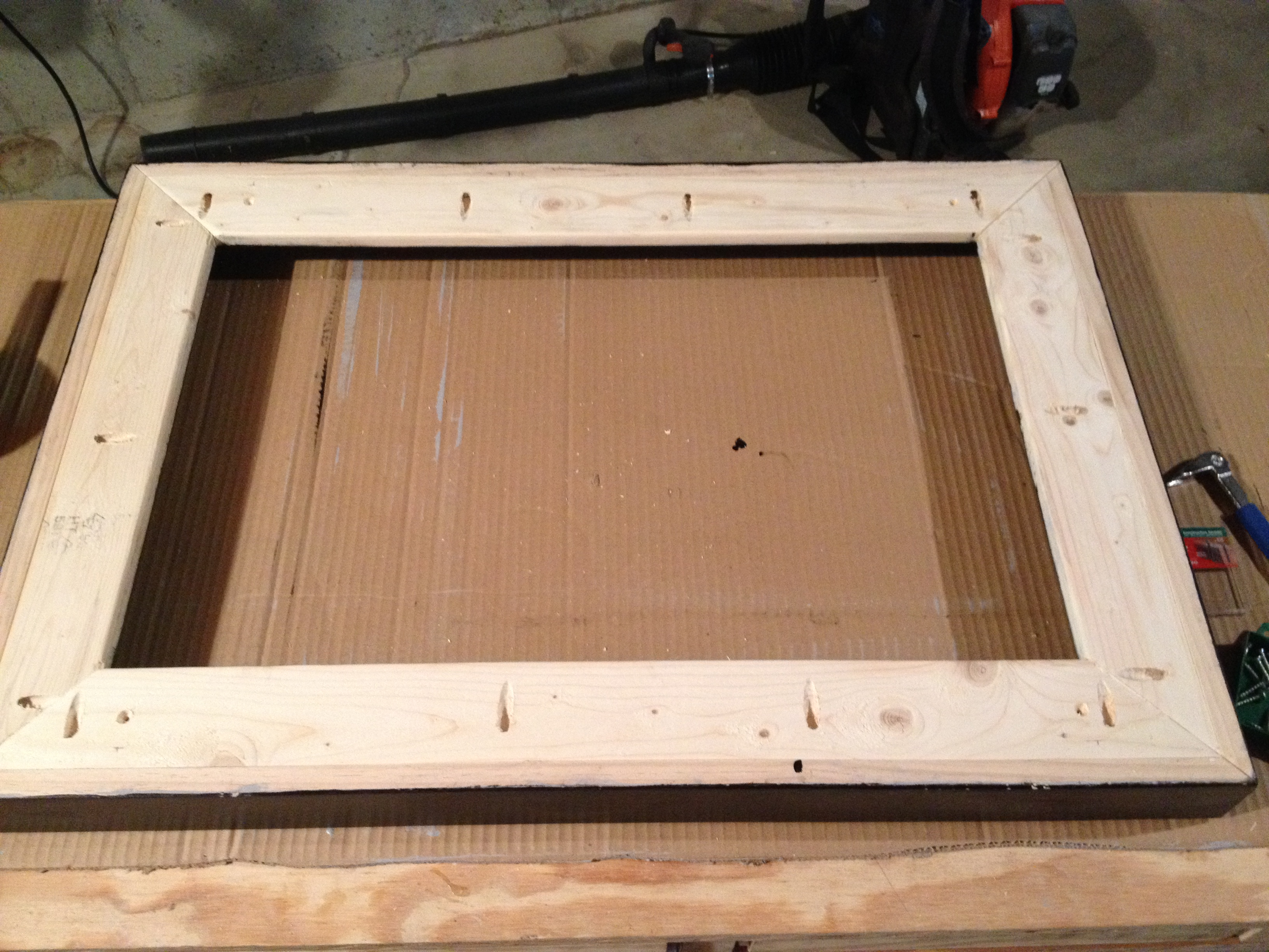 Build Your Own DIY Float Frame | A Lesson Learned