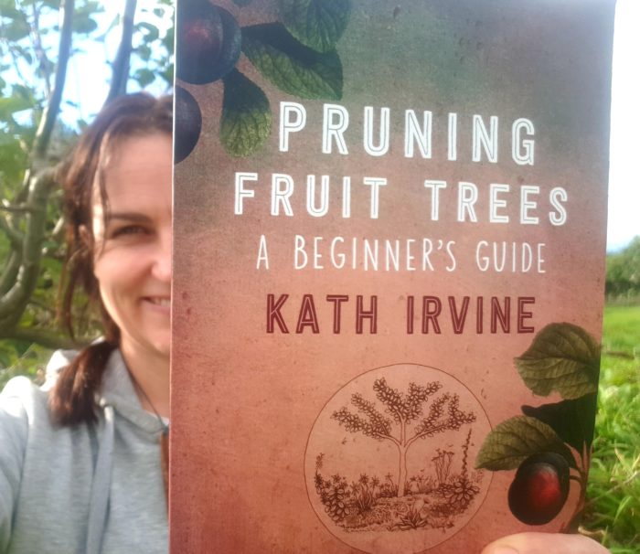 Kath Irvine's book Pruning Fruit Trees: A Beginners Guide