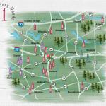 piney woods wine trail