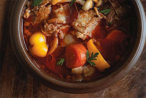 porkAppleStew