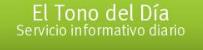 El Tono del Día, servicio informativo diario de hoy jueves 29 de septiembre