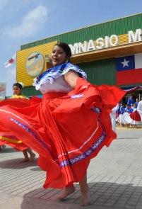 """Música y danza en """"Bienvenido Septiembre"""" en Alto Hospicio"""