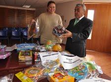 15 mil juguetes para niños de Alto Hospicio