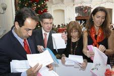 Lanzan Campaña Navideña para ayudar al Viejo Pascuero a cumplir sueños de los niños
