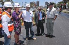 Proponen solución  a congestión vial por trabajos en Costanera de Iquique