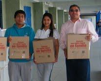 Misión Noche Buena: Estudiantes se comprometen con meta de 1.660 cenas solidarias