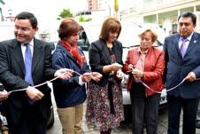 Salud incorpora 5 vehículos para atención domiciliaria de pacientes