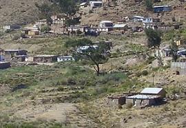 Pese a fuertes vientos, todo normal en Provincia del Tamarugal