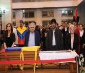 FuneralHugo Chavez