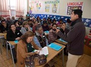 Tercer Diálogo Ciudadano: Organizaciones Sociales participan en el diseño del Plan para la Reconstrucción