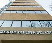 Consejo de Defensa del Estado definirá si procede o no querellarse contra Senador Rossi