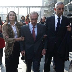 """Familia de Orpis y durante primera visita en prisión: """"Mi papá no se enriqueció, ha contribuido a la investigación"""""""