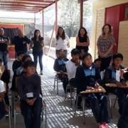 Programas de prevención de drogas llegan a localidades pre cordilleranas de Apamilca y Nama