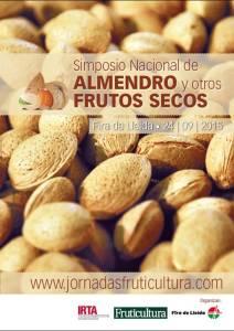 SIMPOSIO ALMENDRO Y FRUTOS SECOS en LLEIDA