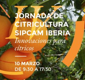 IV Jornada de Citricultura de Sipcam Iberia