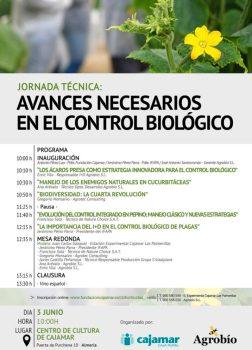 Avances necesarios para el control biologico