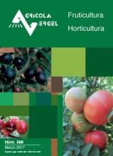 Revista de agricultura sobre horticultura, fruticultura, arroz y vid