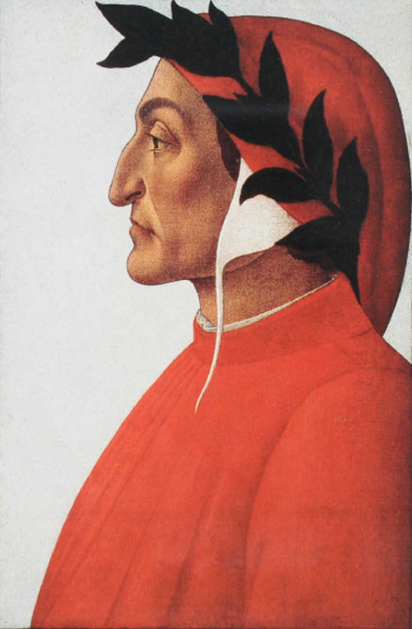 «La divina comedia». Dante y el deseo.