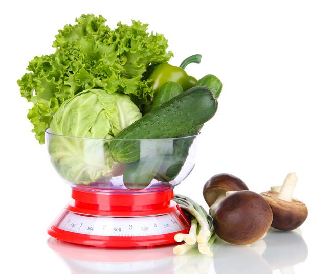 8 Vegetales con menos de 40 calorías