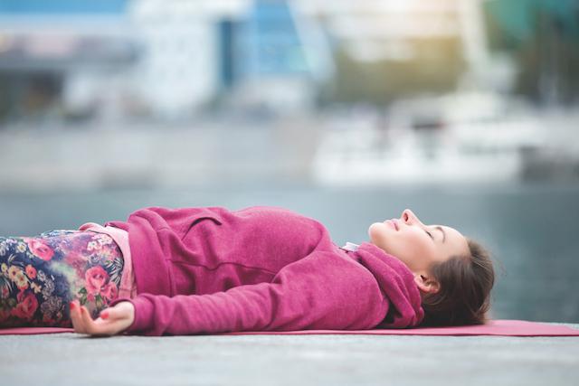 Aprende a relajarte y meditar