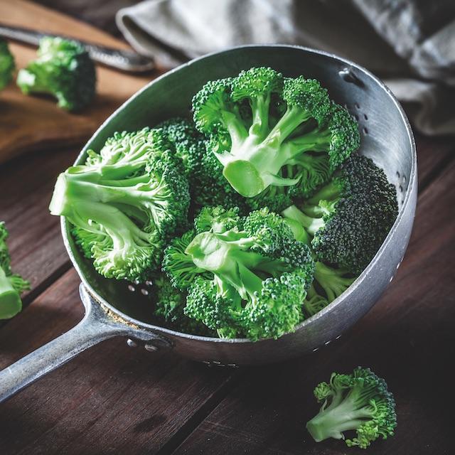 Alimentos depurativos 3. Brócoli