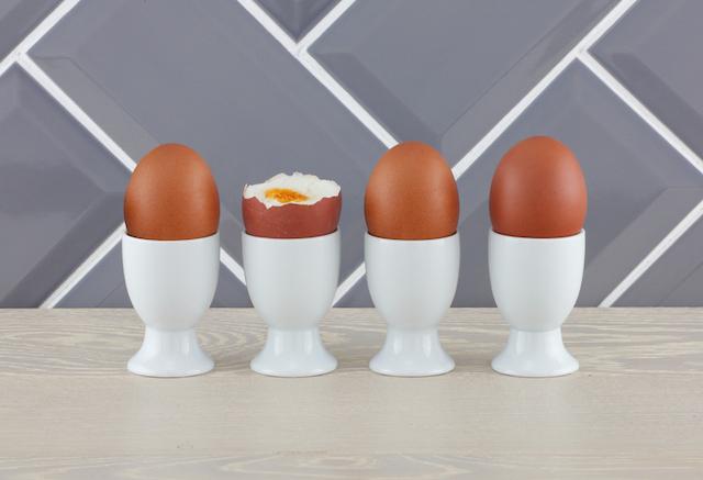 Huevos: cocidos, mollet y pasados por agua