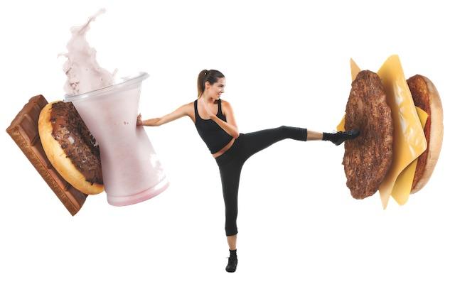 A más comida procesada, peor salud