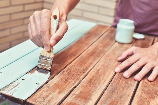 Fabrica tu propia pintura a la tiza