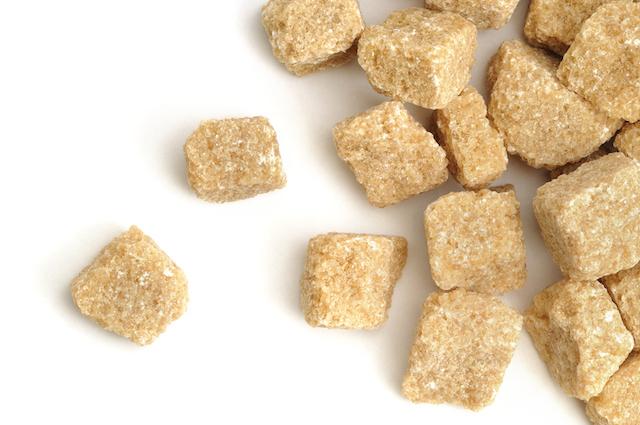 ¿Azúcar duro como una roca?