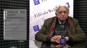 Antonio Saccà, Unione Europea e Civiltà Europea