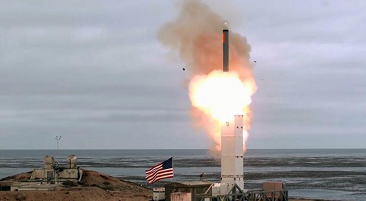 Stati Uniti. Testato il primo missile ipersonico