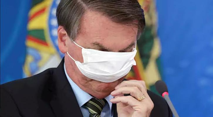 Traballa in Brasile la posizione del presidente Bolsonaro