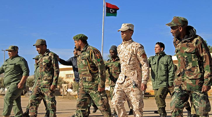 Libia Il generale Haftar si autoproclama presidente e riaccende la miccia nella regione