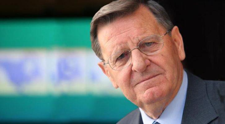 Giovanni Colaiacovo, presidente di Colacem, si è spento il 29 aprile all'età di 85 anni