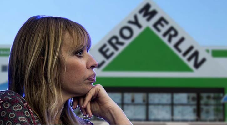 Alessandra Mussolini compra da Leroy Merlin ma insieme ai mobili trova minacce