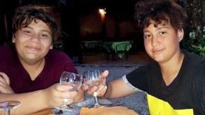 I due 15enni Flavio e Gianluca i due ragazzi morti a Terni per la droga venuta loro da Aldo Maria Romboli