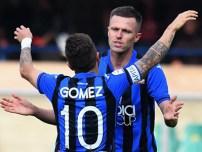 Ilicic e Gomez
