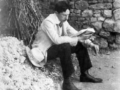 Rudolf Borchard in Italia