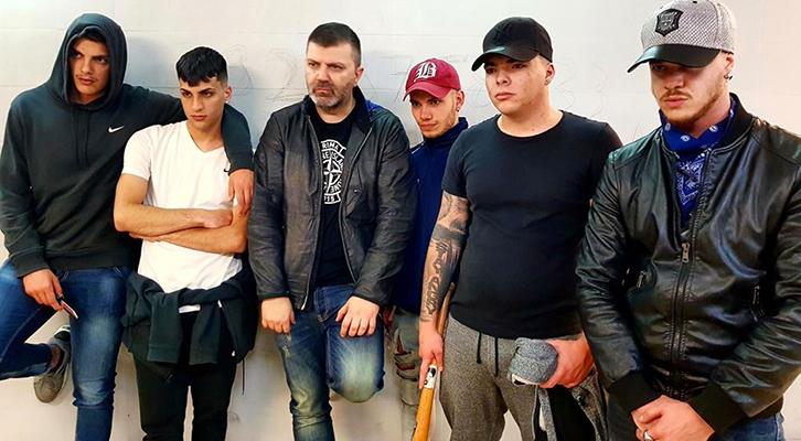 Baby Gang, regia di Stefano Calvagna