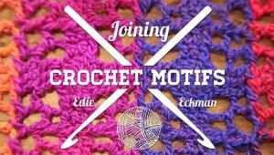 Bluprint Craftsy Joining Crochet Motifs