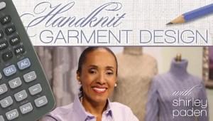 Handknit Garment Design image