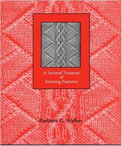 A Second Treasury of Knitting Patterns by Barbara G Walker