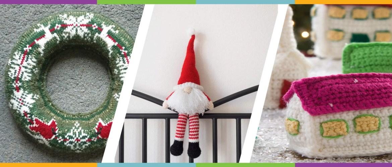 Holiday Decor Pattern Roundup
