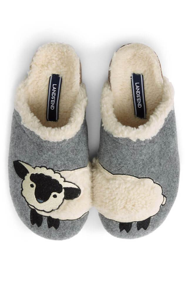 Sheep Scuffs slippers