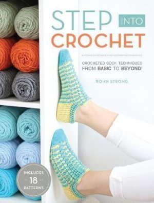Step into Crochet Rohn Strong