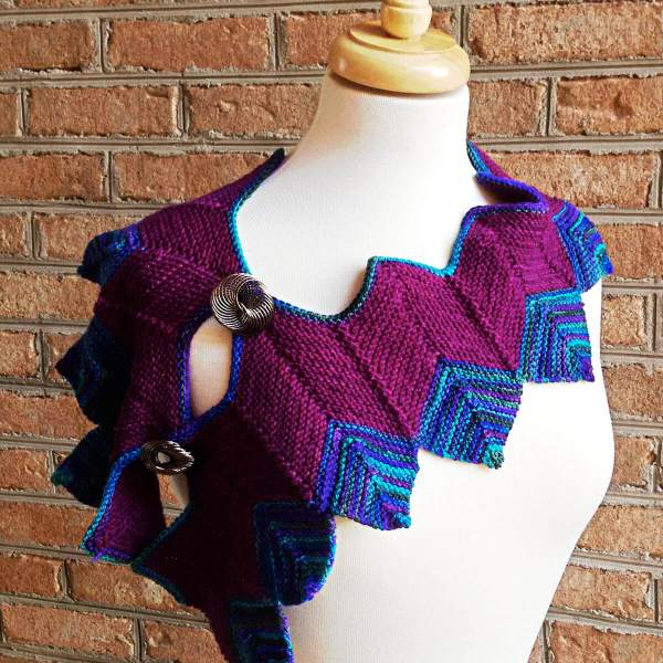 Folly Scarf Knitting Pattern