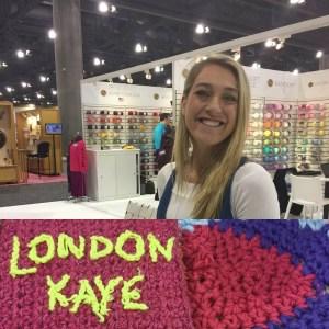 Lion brand LONDON kaye
